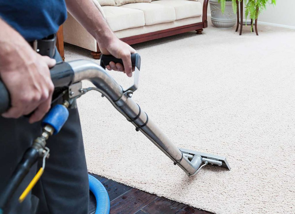 Carpet Cleaning Methods with Least Downtime