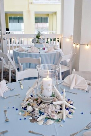 ideas for winter centerpieces
